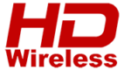 HD WIRELESS Logo